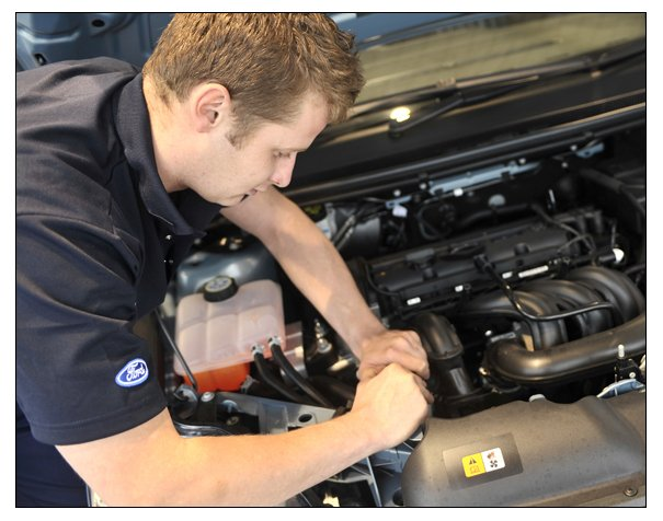 Ford Service Pricing