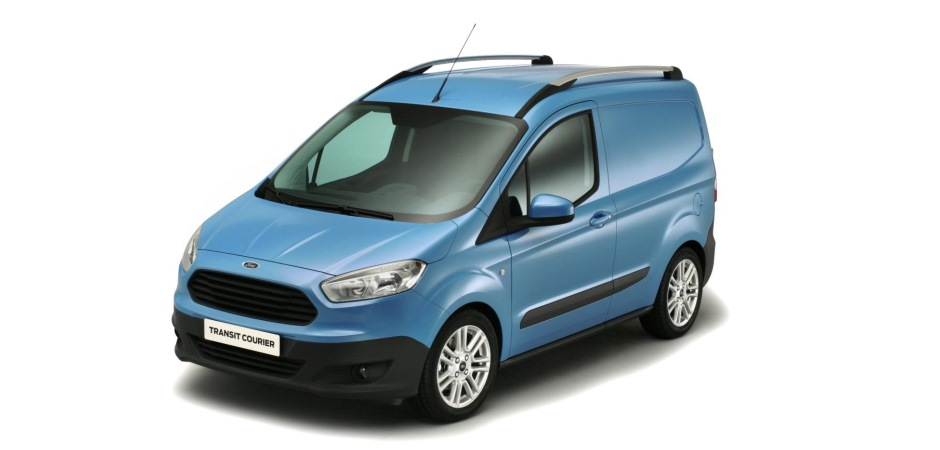 02bb7f7979 Ford Ireland has released details of the All New Transit Courier which is  now in stock and available for test drive.