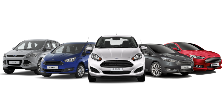 Ford New Car Price List