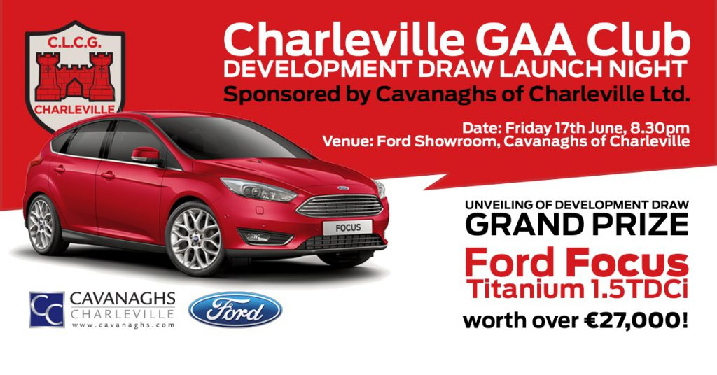GAA Development Draw