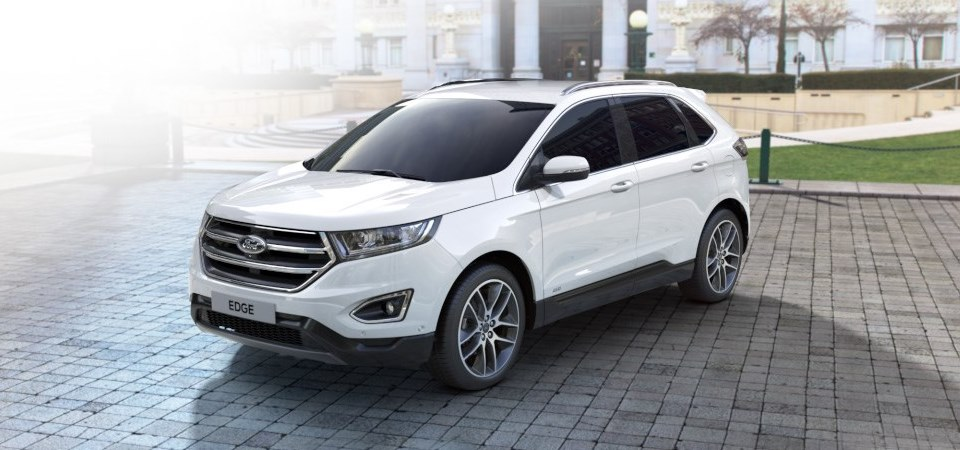 Cavanaghs Of Charleville Ford Edge Review