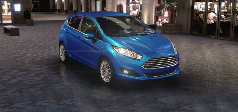 2018 Ford Fiesta Review