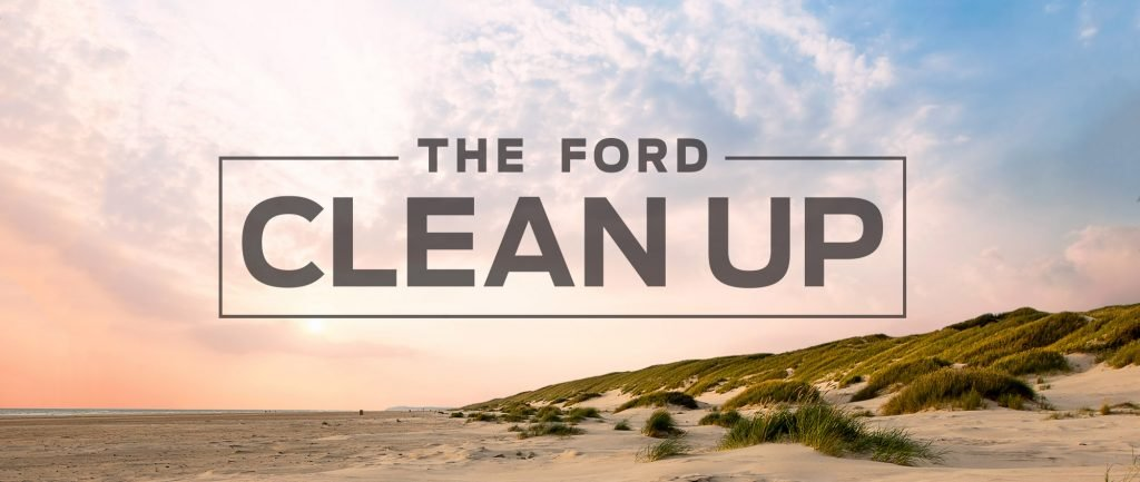 The Ford 182 Clean up