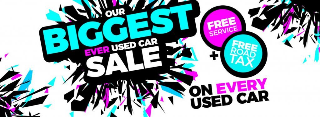 Our Biggest Ever Sale